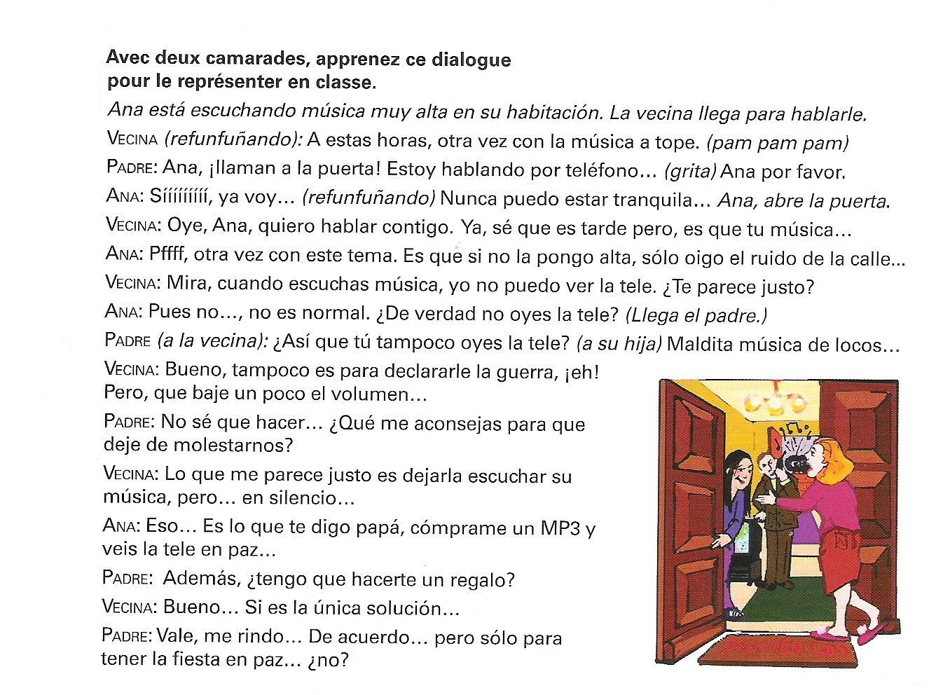 entretien d embauche en espagnol